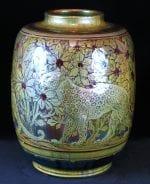Pilkington\'s Lustre Vase